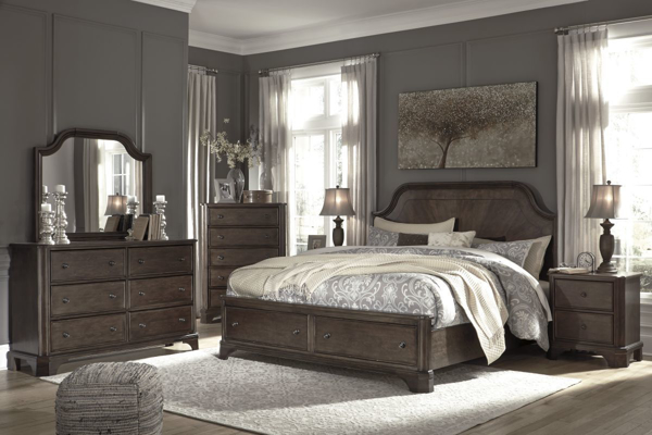 Picture of Adinton 6 Piece Storage Bedroom Set