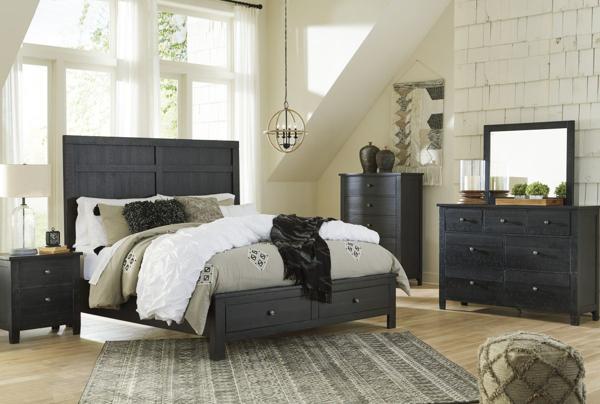 Picture of Noorbrook 6 Piece Storage Bedroom Set