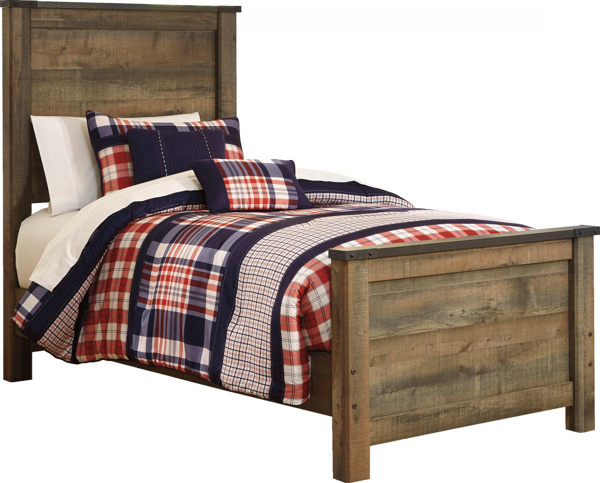 Picture of Trinell Youth Panel Bed