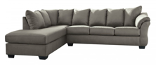 Picture of Darcy Cobblestone 2PC Left Arm Facing Sectional