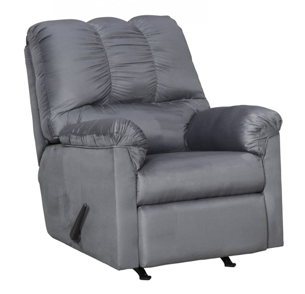 Picture of Darcy Steel Recliner
