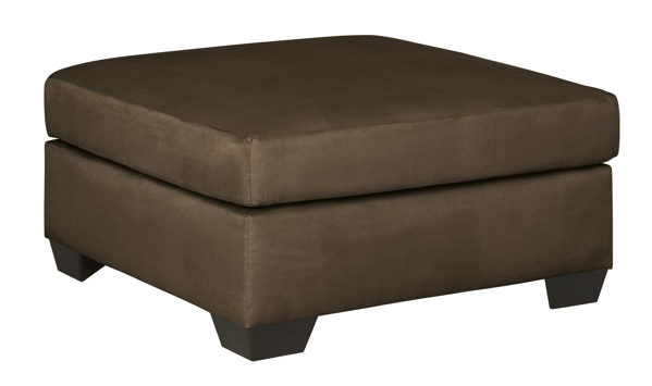Picture of Darcy Cafe Accent Ottoman