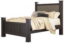 Picture of Reylow Poster Bed