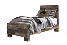Picture of Derekson Youth Panel Bed