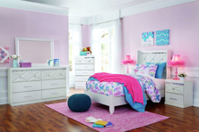 Picture of Dreamur 6-Piece Youth Panel Bedroom Set