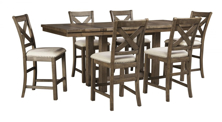 Picture of Moriville 7-Piece Counter Dining Set
