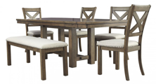 Picture of Moriville 6-Piece Dining Room Set