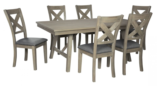 Picture of Aldwin 7-Piece Dining Room Set