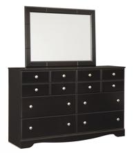 Picture of Mirlotown Dresser & Mirror