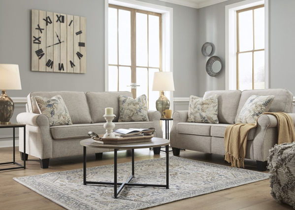 Picture of Alessio Beige 2-Piece Living Room Set