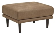 Picture of Arroyo Caramel Ottoman