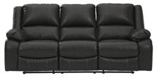 Picture of Calderwell Black Reclining Sofa