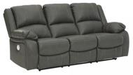 Picture of Calderwell Gray Power Sofa