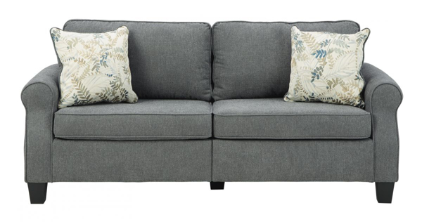 Picture of Alessio Charcoal Sofa