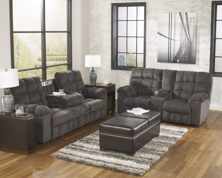 Picture of Acieona Slate 2-Piece Reclining Living Room Set