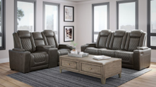 Picture of HyllMont Power Livingroom Set