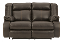 Picture of Denoron Chocolate Power Loveseat