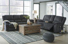 Picture of Draycoll Slate 2-Piece Power Living Room Set