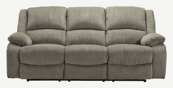 Picture of Draycoll Pewter Power Sofa