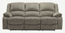Picture of Draycoll Pewter Sofa