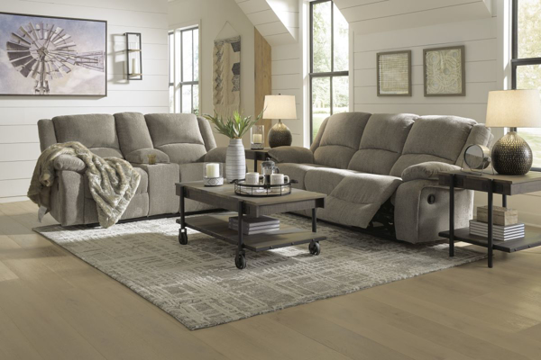 Picture of Draycoll Pewter 2-Piece Living Room Set