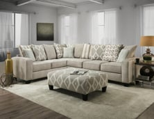 Picture of Stonewash Flax 3-Piece Living Room Set