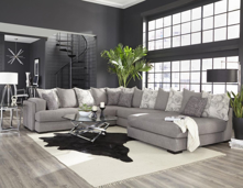 Picture of Garrett Sterling 3-Piece Sectional