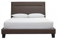 Picture of Blevins Brown King Upholstered Bed
