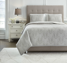 Picture of Jaxine King Coverlet Set