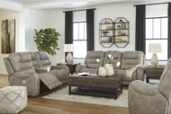 Picture of Yacolt Fog 2-Piece Power Living Room Set