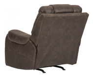 Picture of Yacolt Walnut Power Recliner